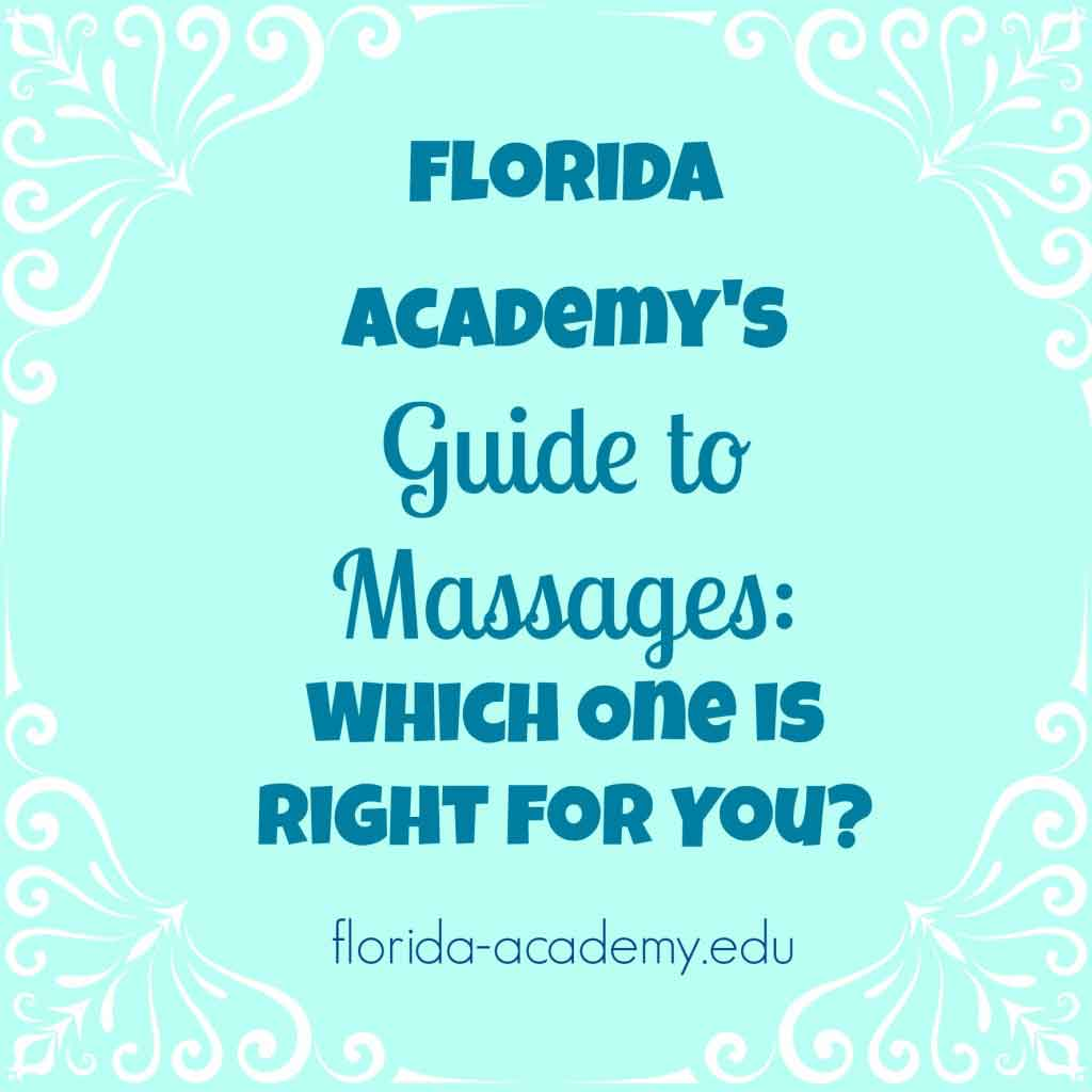 guide to massage